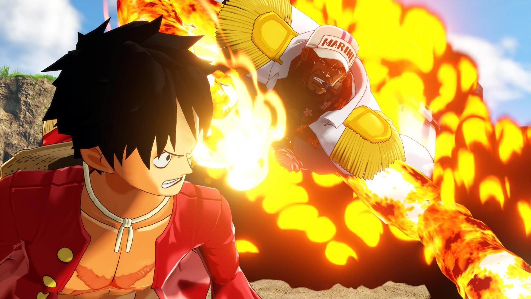 One Piece World Seeker - Gamolution - Screenshot (10)